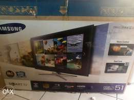 """Samsung led 3d 51"""" TV loads of extrass"""