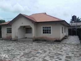 3 Bedroom Bungalow For Sale at Lafarge Cement Itori