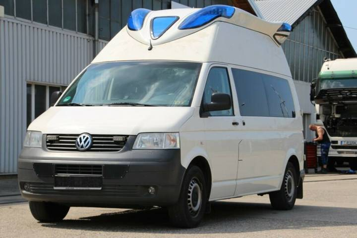 Volkswagen T5 Ambulanz Mobile - 2010