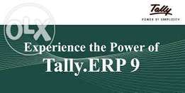 Tally ERP 9 Latest version and support