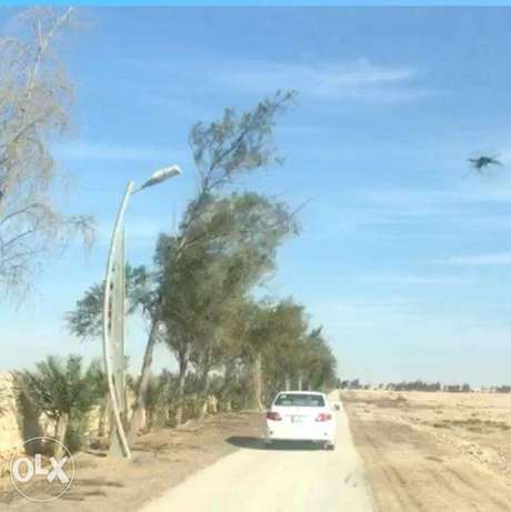 Land For Rent in Salwa road exit number: 42