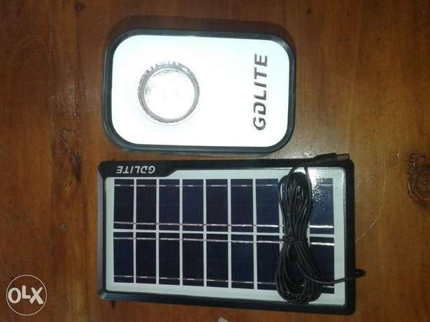 GDLITE 3 small torch solar powered. Thika - image 2