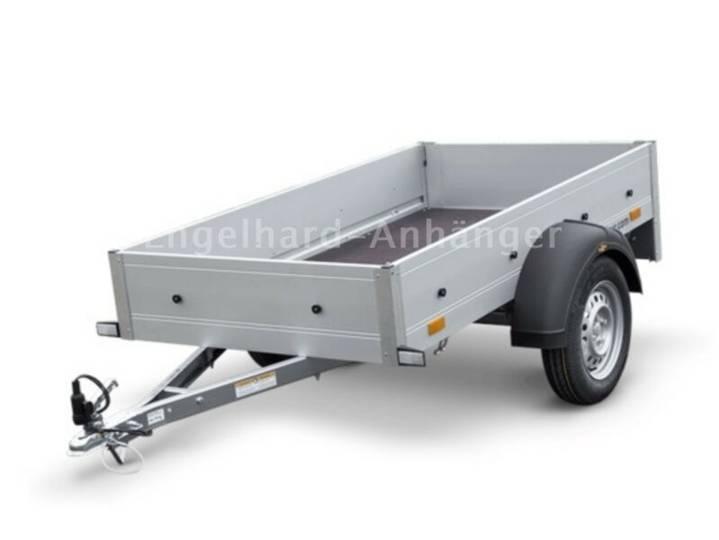 Humbaur H 75 2513 - 750 kg STARTRAILER
