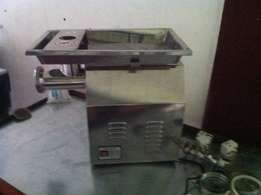 Meat Mincer Table Model TK22 Industrial Catering Equipment