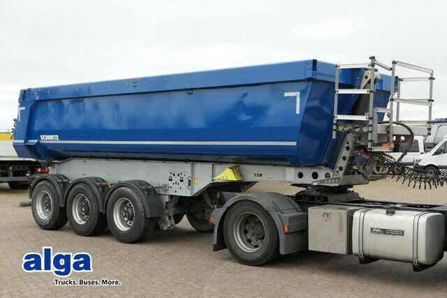 Schmitz Cargobull SKI 24 SL 7.2, Stahl, 26m ?, SAF, Luft Lift - 2016