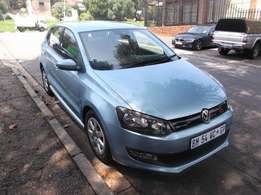 2011 vw polo 4 1.2 bluemotion for sale