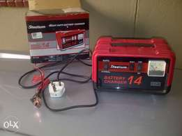 heavy duty battery charger