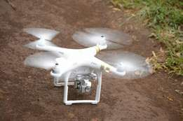 Hire Services for DJI Phantom 3 professional