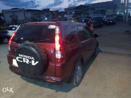 Honda Crv 2007 model for fast sell