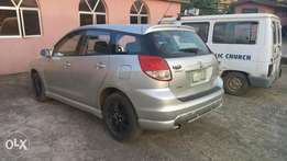 Very Clean Registered Toyota Matrix Sport