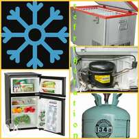 refrigeration system repair