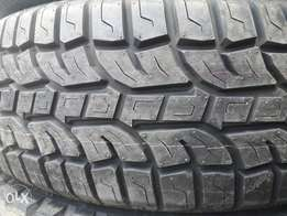 265/70R17 brand new Apollo tyres A/T made in India tubeless