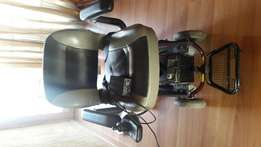 Battery operated wheelchair for sale