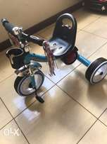 Tricycle- almost new