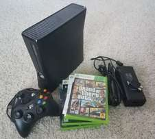 Xbox 360 RGH/Jtag Slim Trinity or fat jasper with 20 games installed