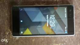"Infinix hot2,"" very neat 3months used"