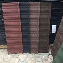 Superior quality stone coated roofing sheet from golden ever