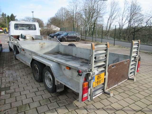 Veldhuizen P29-2 Semi Dieplader - 2001
