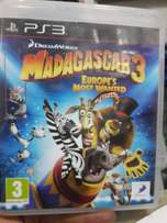 Madagascar 3 Europes most wanted for playstation 3