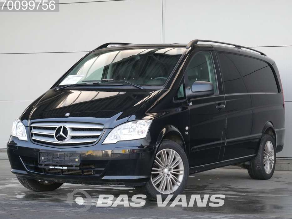 Mercedes-Benz Vito 122 CDI Automaat L2H1 5m3 Airco Trekhaak Cruise - 2012
