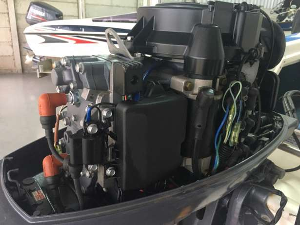 F16 Z-Craft with 2 x 40 hp Yamaha motors for sale Richards Bay - image 5