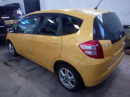 2009 Honda Fit KCL Automatic transmission 2WD