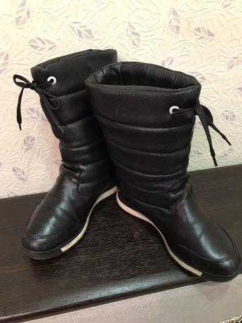 d32a6d7ee Сапоги зимние для девочки-подростка: 700 грн. - Детская обувь Донецк ...