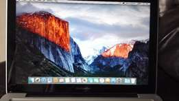 """13"""" 2012 model macbook pro i7 for sale . clean cond. 2.8ghz i7, 500gb"""