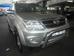 2006 Toyota Fortuner 3.0d for R160000