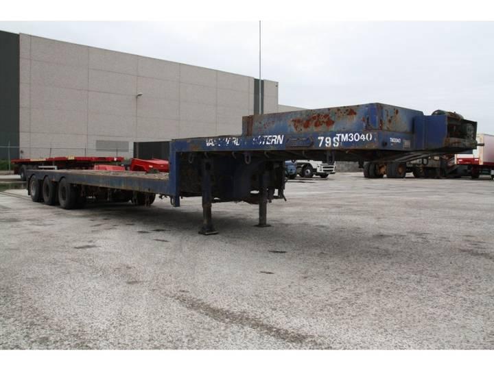 Nooteboom OSD47VVS semi stepfr trailer - 1982 - image 3