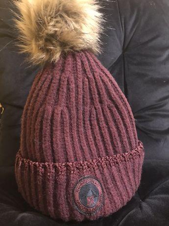 Superdry czapka zimowa Rybnik • OLX.pl