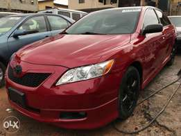 Toyota Camry sport 2009 fullest option