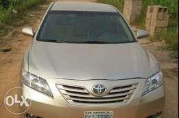 Very Neat Regjstered 2008 Model Toyota Camry Muscle