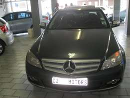 Mercedes Benz C-Class C200 Kompressor Avantgarde Auto