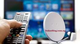 More than 1200 channels. No monthly Subscription Free to air decoders
