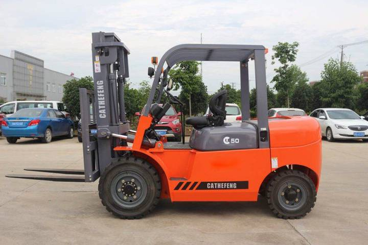 CATHEFENG 5T Forklift - 2018 - image 2