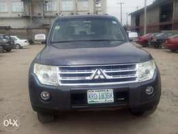 Neatly used Mitsubishi Pajero 2010 model for urgent sale