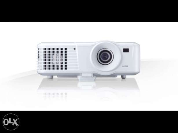 Canon LV-X300 Data Show Projector بروجيكتور كانون