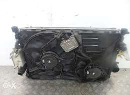 2014 Landrover Freelander RADIATOR + FAN