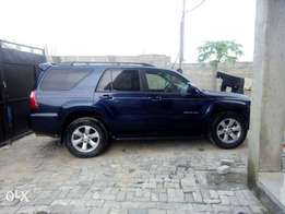 Nigeria Used Toyota 4Runner (4X4 Limited)