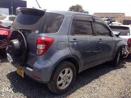 Toyota Rush salvage for quick sale