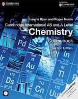 Cambridge International AS and A Level Chemistry Coursebook Book by La