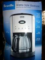 breville coffee maker bcm 600(BRAND-NEW)BOXED