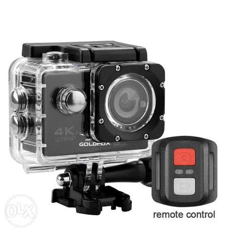 (1$=1500) Ultra HD 4K Action Camera WiFi Remote Control Sport