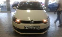 2012 polo 6 1.4 for sell R100000