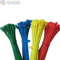 Plastic Cable Zip Tie(blue,green,yellow,and red) for sale
