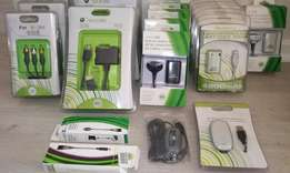 Assorted Xbox 360 Accessories