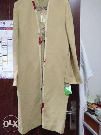 Ladies coat... Made in turkey