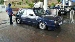 "Golf 1 13"" steelies with tyres"