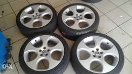 GTI mags and tyres